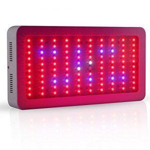 Galaxyhydro 300 Watt LED Grow Light