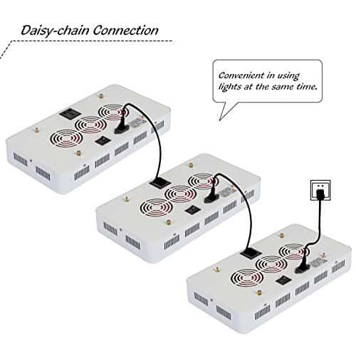 Galaxyhydro Daisy-Chain