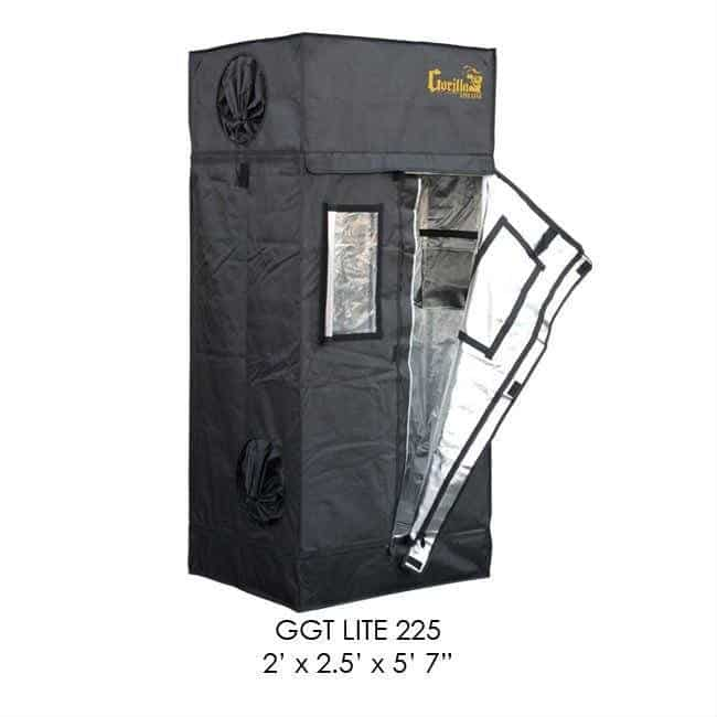 Best Grow Tent - Gorilla Grow Tent GGT LITE 225