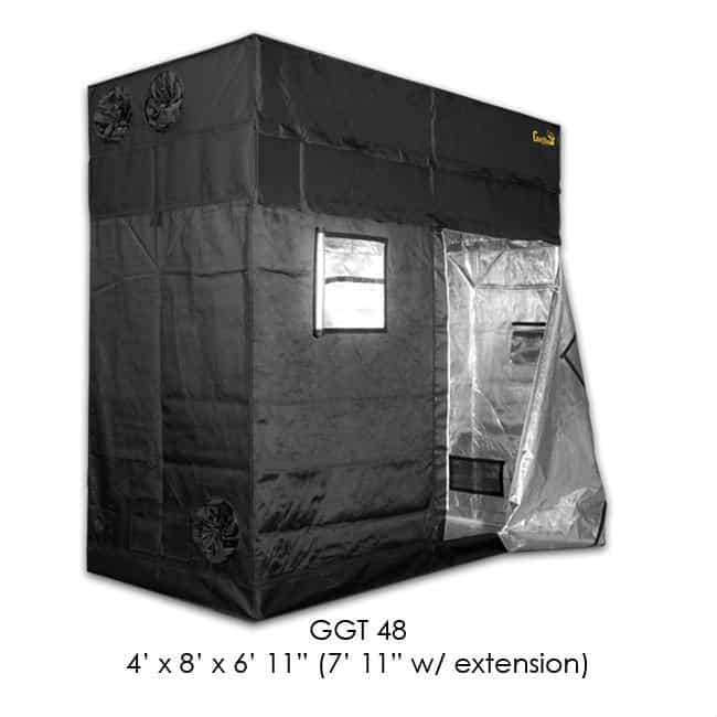 Best Grow Tent - Gorilla Grow Tent GGT48
