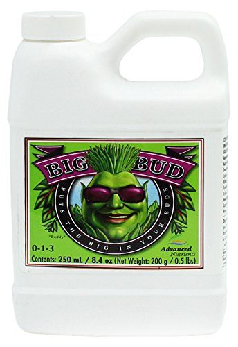 Advanced Nutrients Big Bud Fertilizer