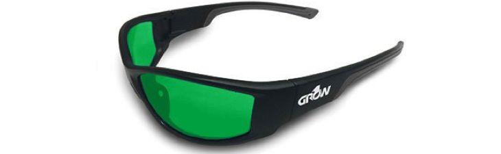 Grow One GRUVE LED Glasses Grow Room Ultra Violet Eliminators