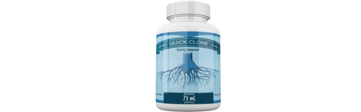 Quick Clone Gel – 75mL – Most Advanced Cloning Gel for Faster, Healthier, Stronger Rooting Clones