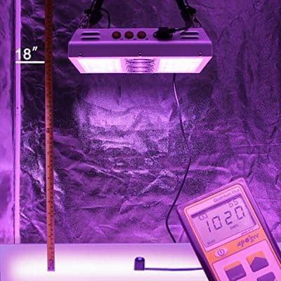 VIPARSPECTRA PAR600 600W 12-band LED Grow Light