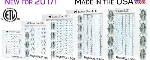 BLACK DOG LED PhytoMAX-2 | NEW FOR 2017