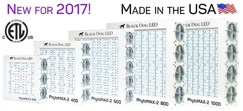 Black Dog LED PhytoMAX-2