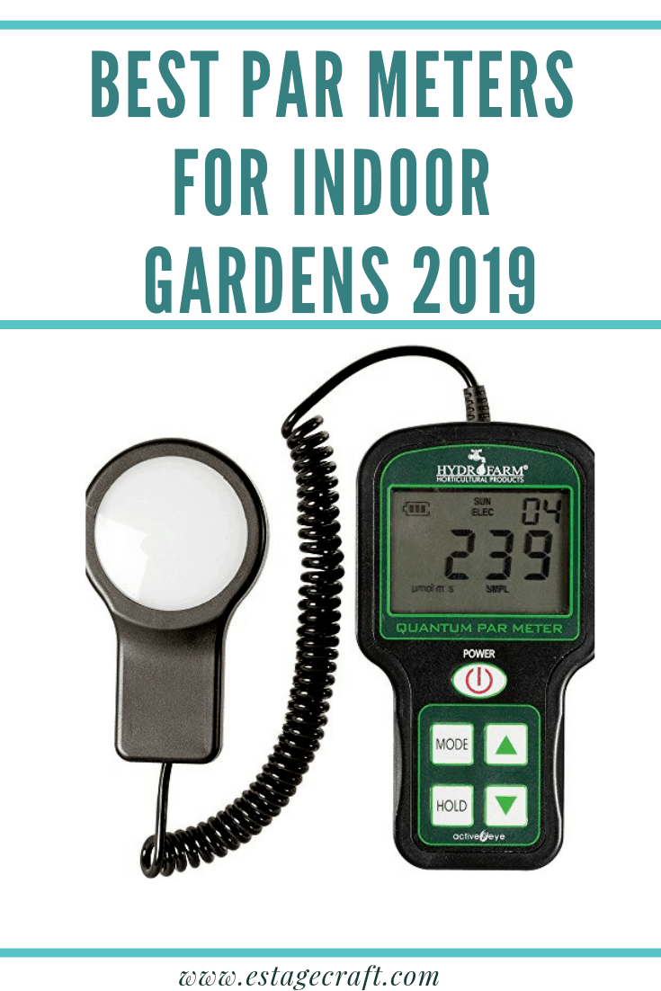 best par meters for indoor gardens